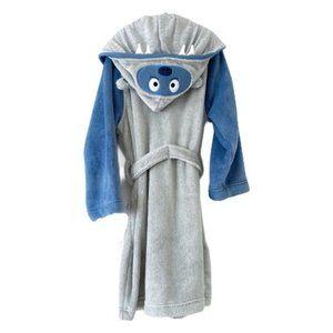Tucker + Tate Monster Plush Robe 5-6 NWT